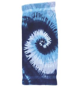 Colortone T7001 - Multi Color Beach Towel
