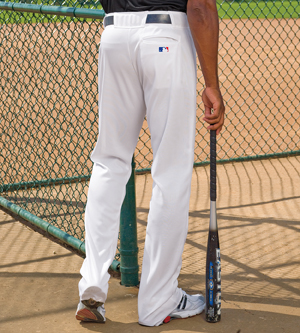 Majestic 8840 - Open Bottom B-Ball Pant