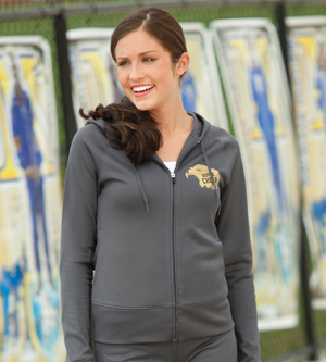 Soffe 6877V - Juniors Varsity Team Zip Jacket
