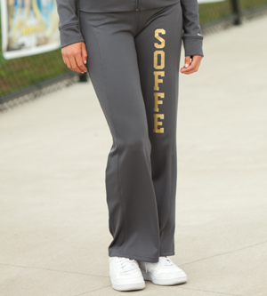 Soffe 6882V - Juniors Varsity Team Zip Pants