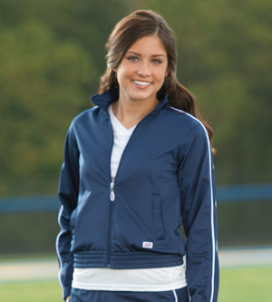 Soffe 3265V - Juniors Warm-Up Jacket
