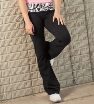 Soffe 96VF - Soffe Junior Yoga Pant