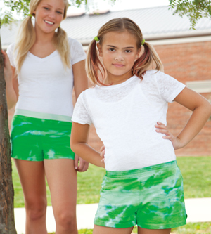 Soffe HSM037B - Youth Athletic Cheer Short