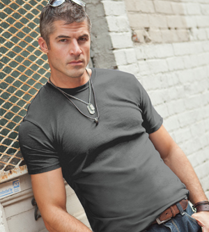 Trecento T3070 - MENS FITTED TEE