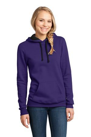 District - Juniors Concert Fleece Hoodie. DT811