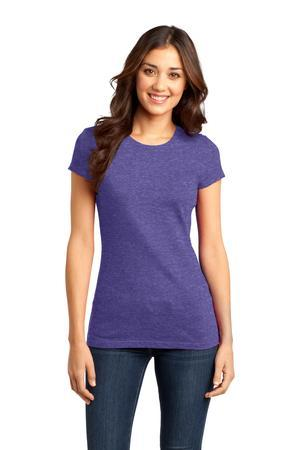 District DT6001 - Women's Fitted Very Important Tee