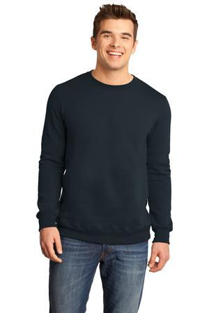 District - Young Mens Concert Fleece Crew. DT820