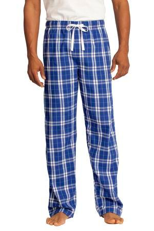 District - Mens Flannel Plaid Pant. DT1800