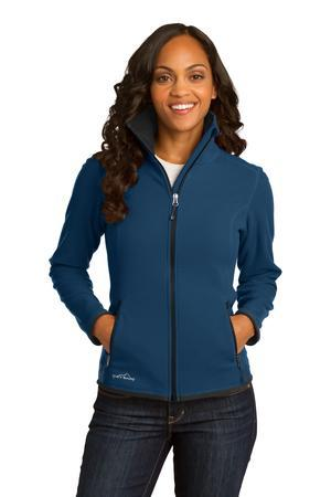 Eddie Bauer Ladies Full-Zip Vertical Fleece Jacket. ...