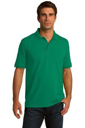 Port & Company 5.5-Ounce Jersey Knit Polo. KP55
