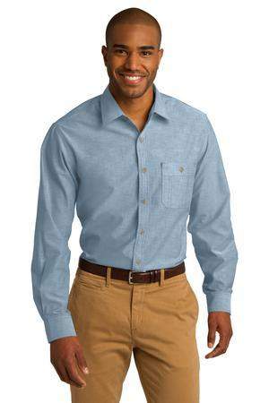 Port Authority® Chambray Shirt. S653