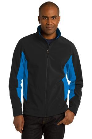 Port Authority® J318 - Core Colorblock Soft Shell ...