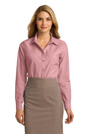 Port Authority® L653 - Ladies Chambray Shirt