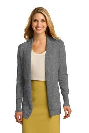 Port Authority® LSW289 - Ladies Open Front Cardigan