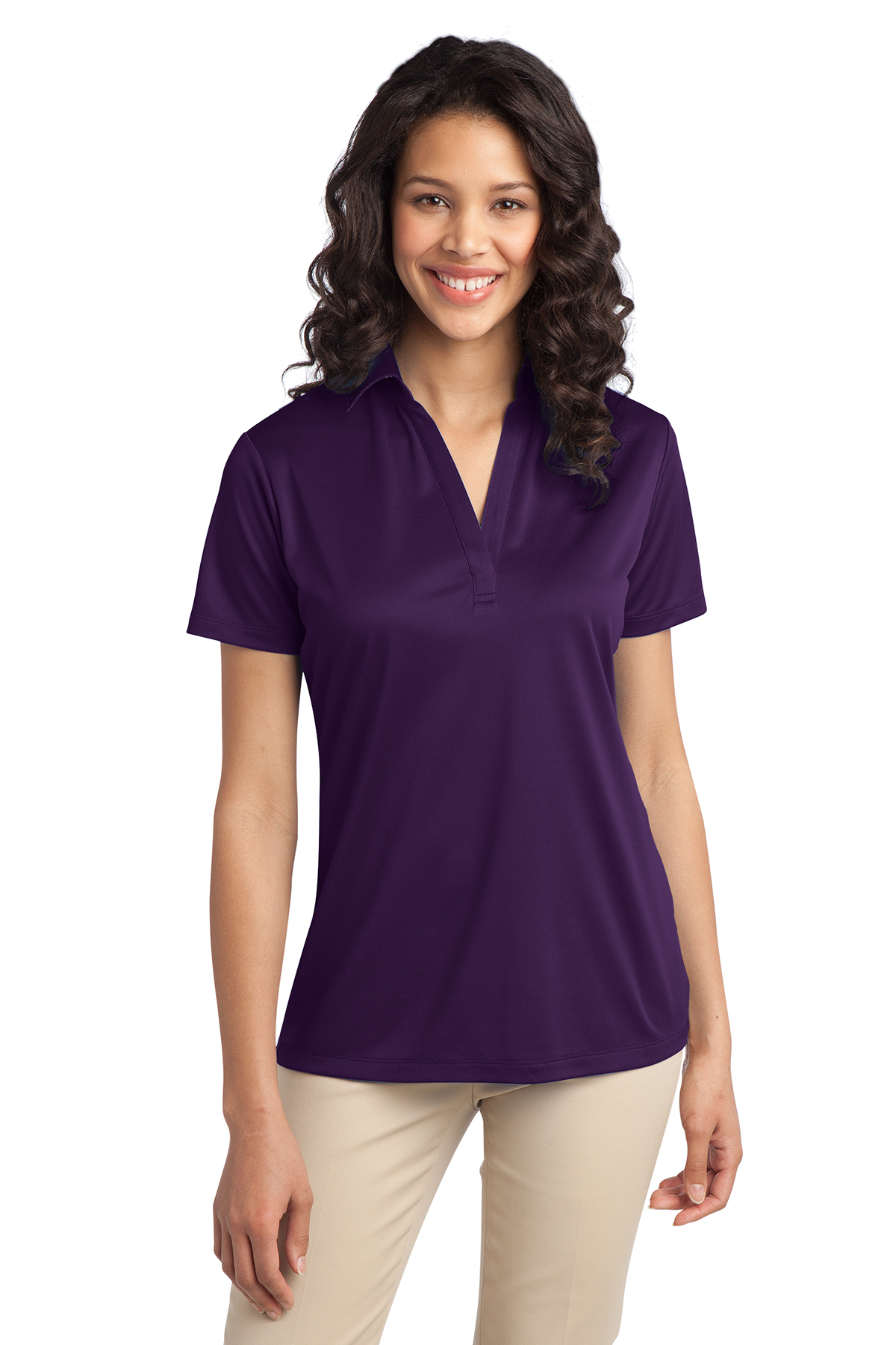 Port Authority® L540 - Ladies Silk Touch Performance ...