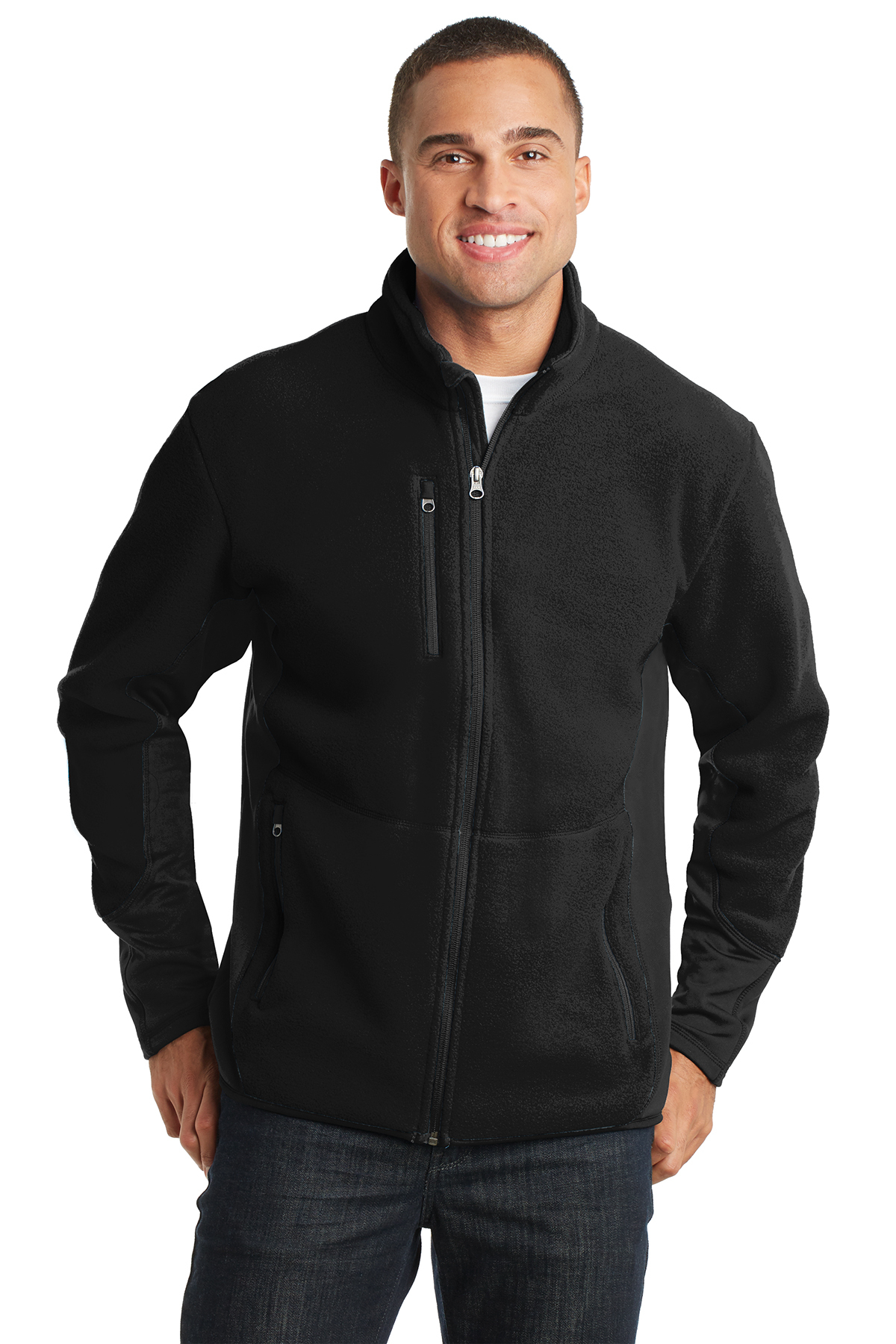 Port Authority® F227 - Tek Pro Fleece Full-Zip ...