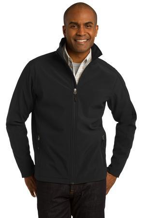 Port Authority® TLJ317 - Tall Core Soft Shell Jacket