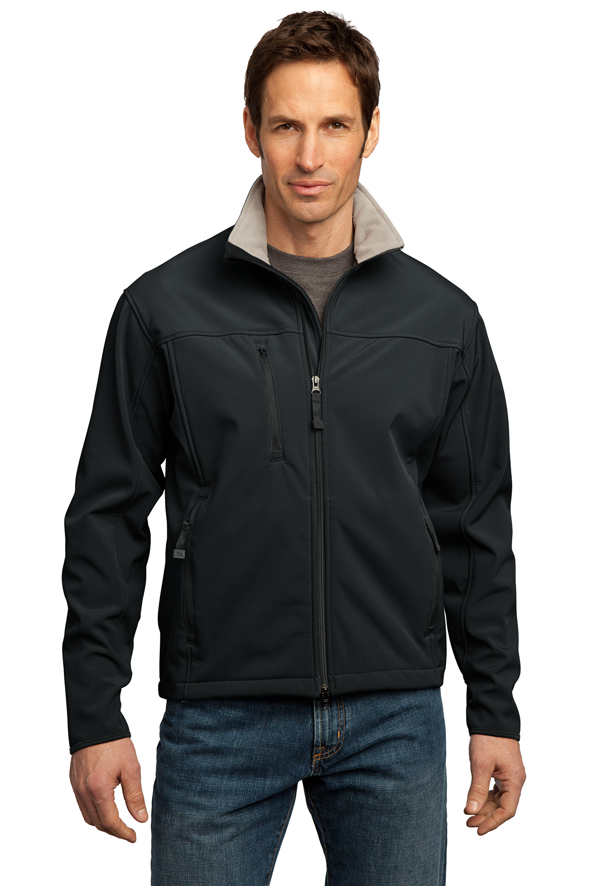 Port Authority® Tall Glacier Soft Shell Jacket. ...