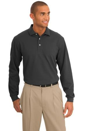 Port Authority® Tall Rapid Dry Long Sleeve Polo....