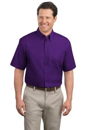 Port Authority® Tall Short Sleeve Easy Care Shirt....
