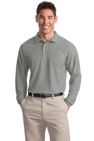 Port Authority® TLK500LS - Tall Silk Touch Long Sleeve Polo