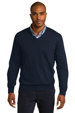 Port Authority® V-Neck Sweater. SW285