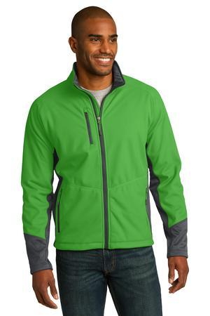 Port Authority® Vertical Soft Shell Jacket. J319