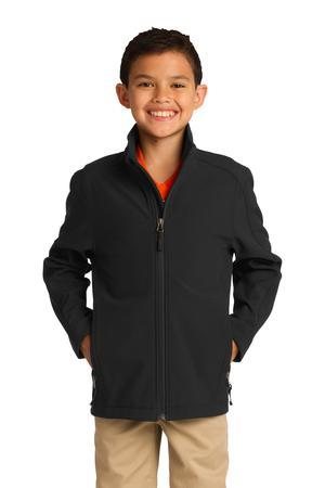 Port Authority® Y317 - Youth Core Soft Shell Jacket