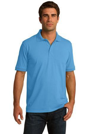 Port & Company Tall 5.5-Ounce Jersey Knit Polo. KP55T
