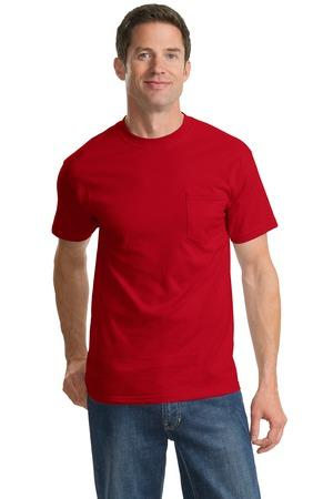Port & Company - Tall Essential T-Shirt with Pocket. PC61PT