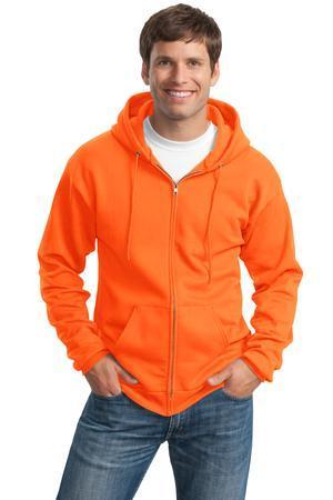 Port & Company Tall Ultimate Full-Zip Hooded Sweatshirt....