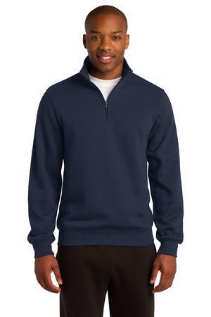 Sport-Tek 1/4-Zip Sweatshirt. ST253