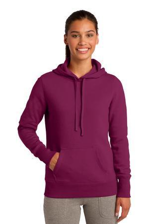 Sport-Tek Ladies Pullover Hooded Sweatshirt. LST254
