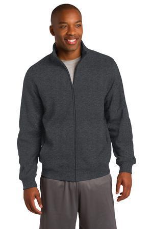 Sport-Tek Tall Full-Zip Sweatshirt. TST259
