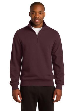 Sport-Tek Tall 1/4-Zip Sweatshirt. TST253