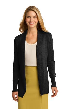 Port Authority® LSW289 - Ladies Open Front Cardigan