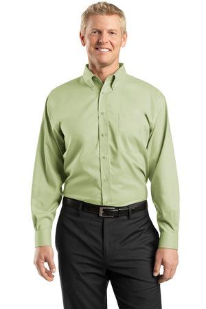 Red House Tall Nailhead Non-Iron Button-Down Shirt. TLRH37
