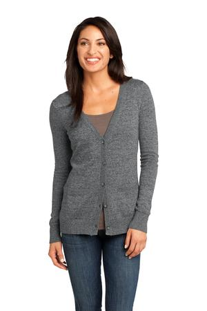 District Made - Ladies Cardigan Sweater. DM415