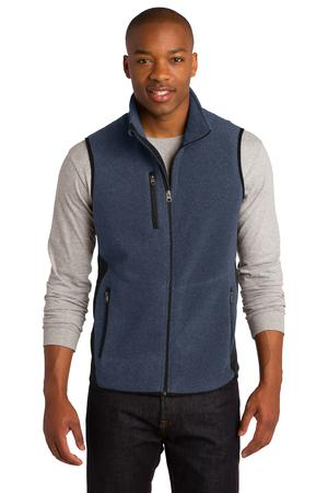 Port Authority® F228 - Tek Pro Fleece Full-Zip Vest