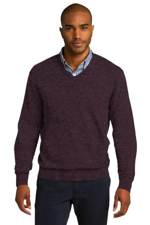 Port Authority® SW285 - V-Neck Sweater