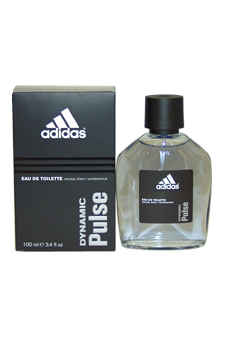 Adidas Dynamic Pulse EDT Spray For Men 3.4 oz.
