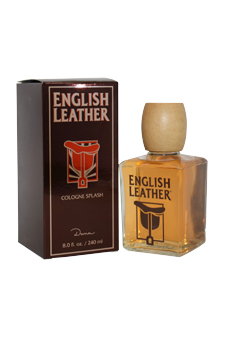 Dana English Leather Cologne Splash For Men 8 oz.