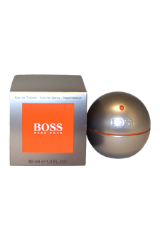 Hugo Boss Boss In Motion EDT Spray For Men 1.3 oz. &...