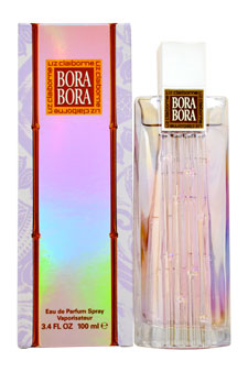 Liz Claiborne Bora Bora EDP Spray For Women 3.4 oz.