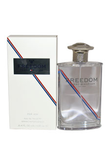 Tommy Hilfiger Freedom EDT Spray For Men 3.4 oz.