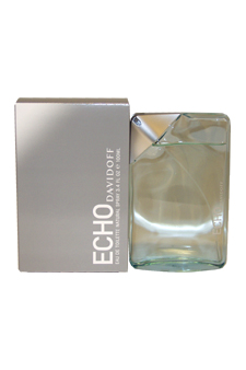 Zino Davidoff Echo EDT Spray For Men 3.4 oz.