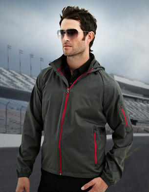 TMR 1730 - CF-1 lightweight hooded shell jacket