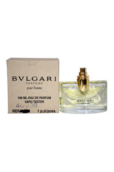 Bvlgari EDP Spray (Tester) For Women 3.4 oz.