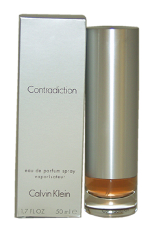 Calvin Klein Contradiction EDP Spray For Women 1.7 oz....