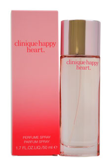 Clinique Happy Heart Parfum Spray For Women 1.7 oz. ...